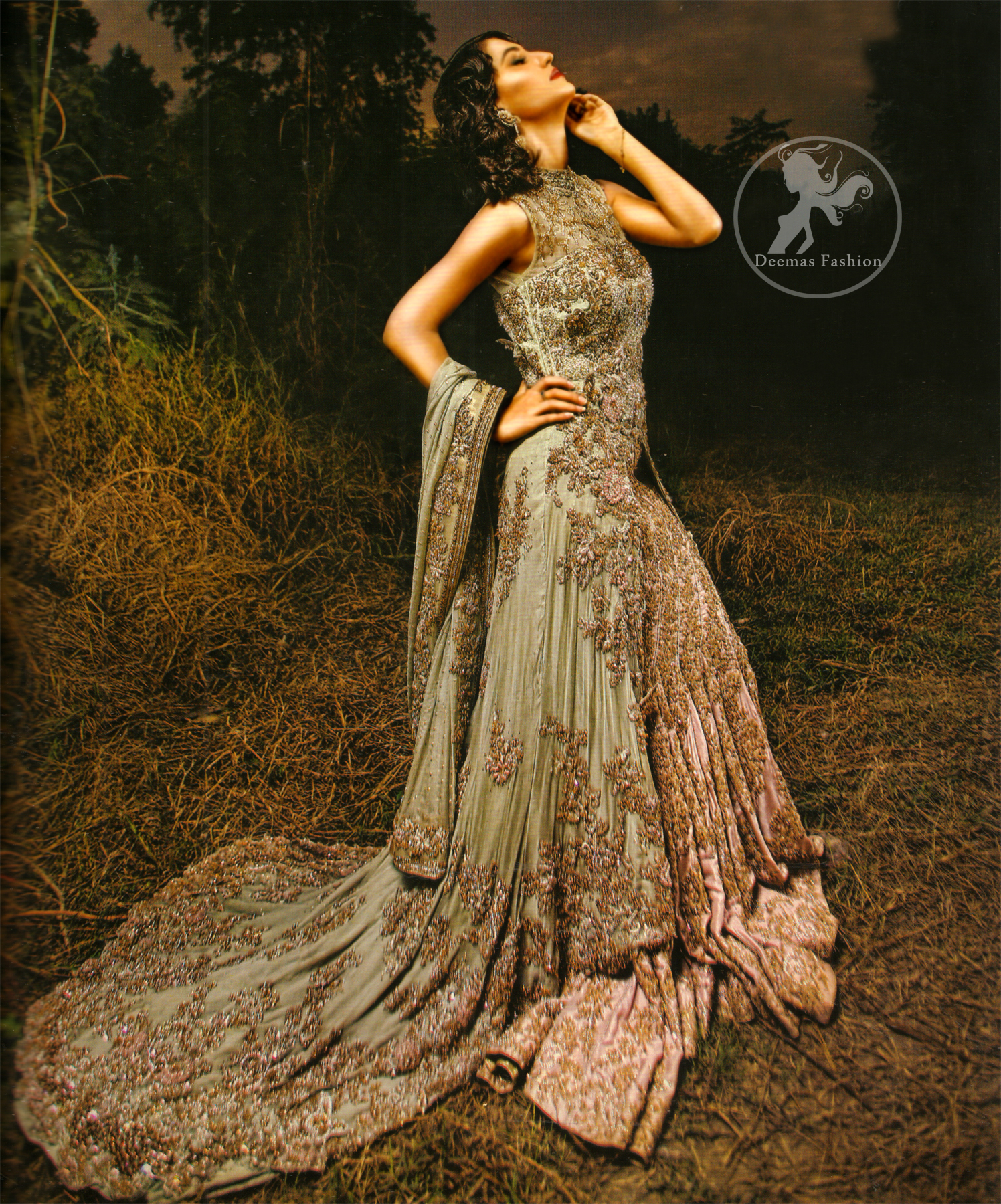 fawn-and-peach-double-layer-back-trail-maxi