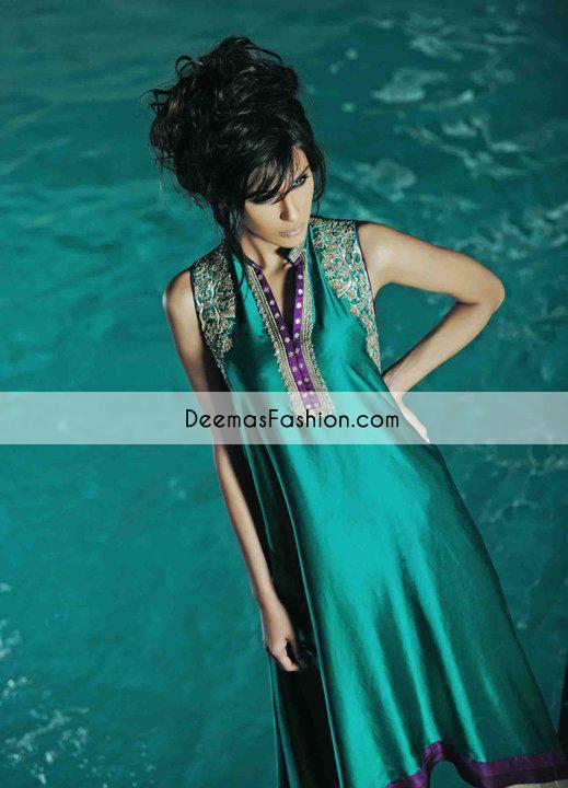dark-sea-green-aline-formal-dress1