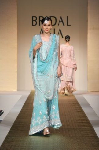 Light Blue Sharara
